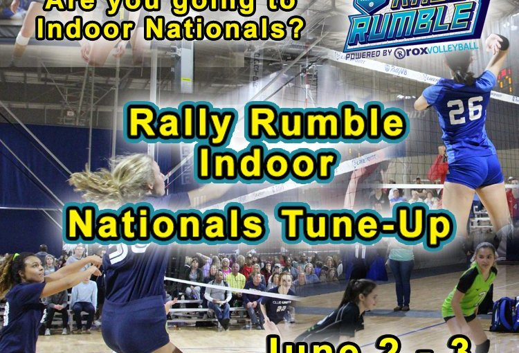 Live coverage of RallyRumble