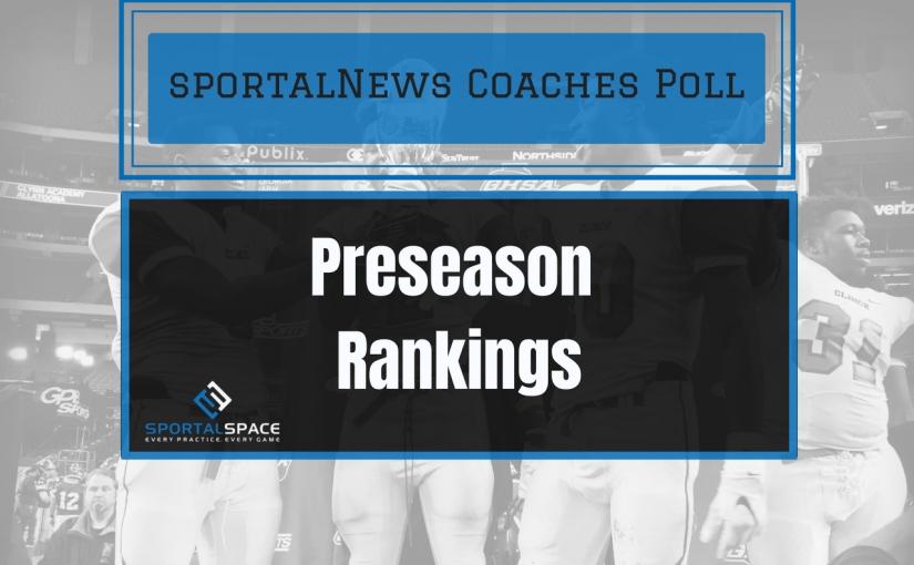 Preseason Football CoachesPoll
