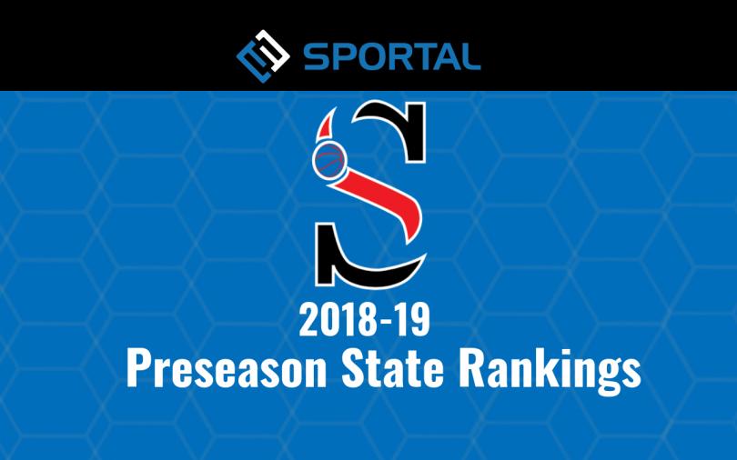 2018-19 Preseason Boys State Rankings